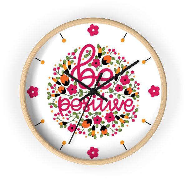 Custom Print Round Wall clock