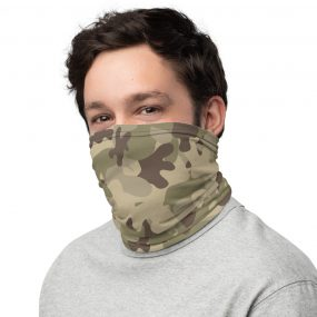 camouflage military face mask