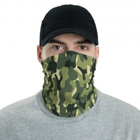 custom neck gaiter face mask