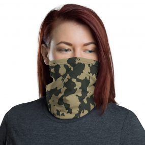 custom camouflage face mask neck gaiter