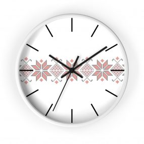custom wall clock for home and office