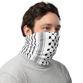 palestine hatta kufiya neck gaiter mask