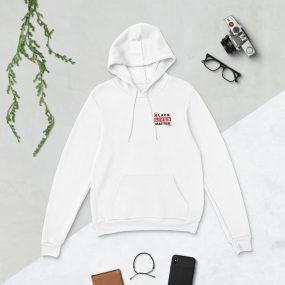 black lives matter custom hoodie