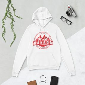 canada mountains your to discover hoodie