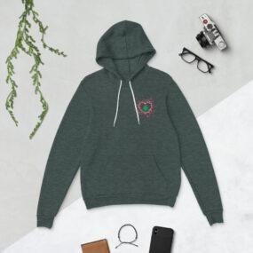 i love lebanon custom hoodie