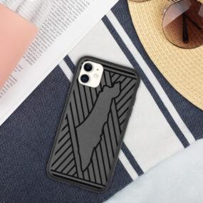 palestine map custom iphone case
