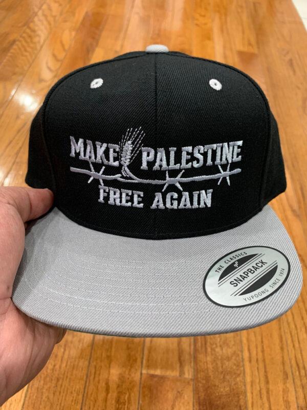 make Palestine free again hat