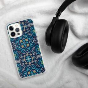 custom tatreez embroidery iphone case