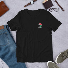 Palestine Resistance is Existence Palestinian Solidarity Customized T-Shirt